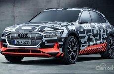 Audi sẽ ra mắt 3 mẫu xe điện từ giờ đến năm 2020