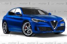 Alfa Romeo Giulietta thế hệ mới sẽ trông như thế nào?