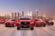 Không còn giảm giá, Mazda chuyển sang khuyến mại quà tặng cho khách Việt