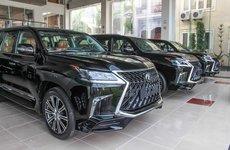 Chính hãng gặp khó, Lexus nhập khẩu tư nhân lên ngôi