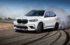 Phác họa bản hiệu suất BMW X5 M sắp trình làng
