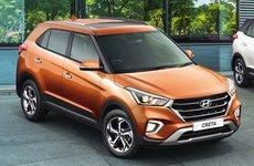 5 điểm mới đáng tiền trên Hyundai Creta 2018 mới