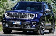 SUV Jeep Renegade 2019 facelift ra mắt với các động cơ mới