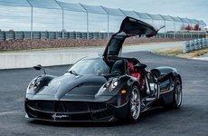 Chi phí thuê siêu xe Pagani trong 5 năm tốn hơn mua ô tô mới