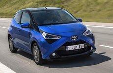 Xem xe giá rẻ Toyota Aygo 2019 chỉ 295 triệu đồng 'nhà người ta'