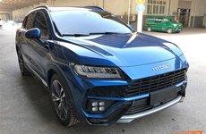 Huansu C60 - phiên bản 'Lamborghini Urus giá rẻ' bất ngờ lăn bánh tại Trung Quốc