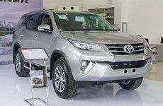 Toyota Fortuner từ ASEAN chuẩn bị mở bán sau thời gian dài khan hàng