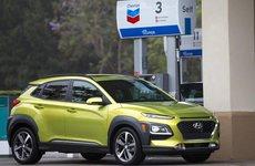 Xe Hyundai chuẩn bị tích hợp thêm hệ thống thanh toán tự động