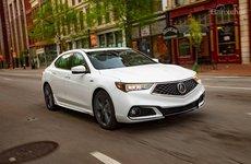 Đánh giá xe Acura TLX 2018 cập nhật mới