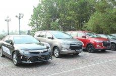 Tháng 5/2018: Thị trường ô tô Việt tiếp tục tăng trưởng 9% nhờ xe lắp ráp
