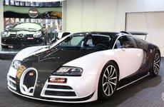 Chiếc Bugatti Veyron độ Mansory có giá 2,45 triệu USD tại Dubai