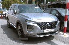 Hyundai Santa Fe, Kona, Veloster mới bị bắt gặp chạy thử tại Malaysia
