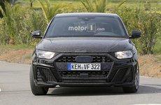 Audi A1 2019 lần đầu hé lộ màn hình MMI, cụm đồng hồ lái Virtual Cockpit