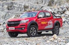 Xe bán tải bán chạy nhất tháng 5/2018: Ranger nhường ngôi cho Chevrolet Colorado
