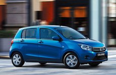 Tháng 5/2018: Thêm Suzuki Celerio rơi đáy doanh số 0 xe cùng Toyota Fortuner