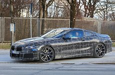 BMW 8-Series 2019 sắp ra mắt gây tại nạn chết người ngay trên đường thử