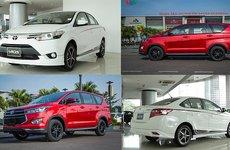 Toyota Vios và Innova luôn dẫn đầu doanh số tại Việt Nam là nhờ điều này