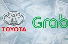 Toyota được lợi gì khi đầu tư 1 tỷ USD vào ứng dụng gọi xe Grab?