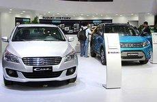 Suzuki Việt Nam chỉ bán được 6 chiếc ô tô trong cả tháng