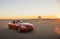 Mercedes-AMG SLC 43 2019 nhanh hơn, mạnh hơn nhờ mức công suất mới