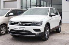 Volkswagen Tiguan Allspace 2018 giá 1,7 tỷ đồng đã xuất hiện tại các đại lý Việt Nam