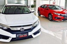 Honda Civic lập kỷ lục doanh số bán hàng trong tháng 5 với 454 chiếc
