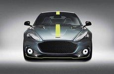 Siêu xe Aston Martin Rapide AMR sản xuất giới hạn có giá gần 5,5 tỷ đồng