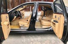 Rolls-Royce Ghost dùng 7 năm thét giá 11 tỷ tại Hà Nội
