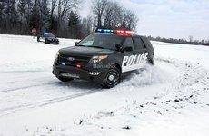 Chiêm ngưỡng Interceptor Utility - Siêu SUV truy đuổi tội phạm của Ford