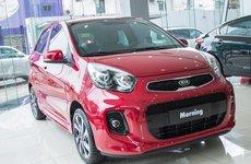 Cập nhật lãi suất vay mua xe ô tô Kia Morning trả góp tháng 6/2018