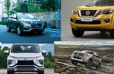 Tháng 8: SUV, MPV mới dồn dập bán ra tại Thái Lan, sau đó sẽ nhập về Việt Nam