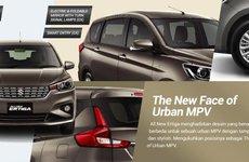 Suzuki Ertiga sắp bán thế hệ mới tại Việt Nam?