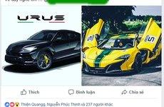 Siêu SUV Lamborghini Urus đầu tiên sắp được dân chơi đưa về nước