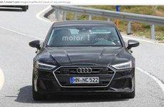 Audi S7 2019 lộ diện hoàn toàn không chút ngụy trang