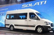Hyundai Solati chính thức ra mắt, chốt giá 1,08 tỷ đồng
