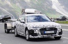 Audi A6 Allroad 2020 lần đầu xuất hiện