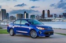 Kia Rio 2018 sedan nhận đánh giá tiêu cực từ Consumer Reports