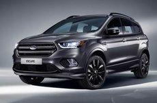 Ford Escape ST-Line 2018 mới công bố giá bán