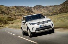 Land Rover Discovery cập nhật động cơ dầu SDV 6 và tính năng an toàn mới
