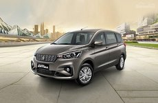Đánh giá xe Suzuki Ertiga 2018 mới