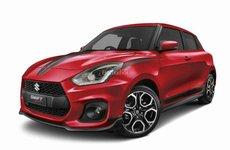 Suzuki Swift Sport Red Devil phiên bản giới hạn ra mắt tại Úc
