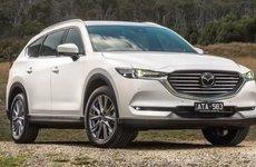 Mazda CX-8 2018 mở bán tại Úc, giá chỉ từ 42.490 AUD