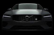 Volvo S60 tiếp tục tung ảnh ngoại thất dọn đường cho ngày ra mắt