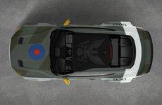 Ford Eagle Squadron Mustang GT 700 mã lực không sản xuất quá 2 chiếc