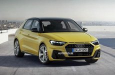 Audi A1 2019 lộ diện, sẵn sàng đấu với Mercedes-Benz A-Class
