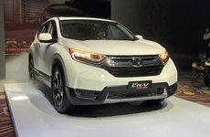 Giá xe Honda CR-V 2018 7 chỗ nhập khẩu tăng 10 triệu đồng từ tháng 7 tới