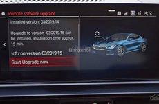 BMW 8-Series Coupe 2019 trang bị tính năng cập nhật trực tuyến