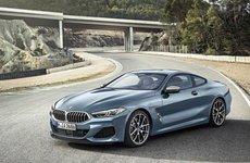 Cận cảnh mẫu BMW 8-Series sang trọng vừa trình làng