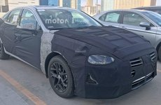 Hyundai Sonata 2020 lộ diện với nhiều thay đổi lớn