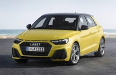 Audi S1 mới sẽ đến vào năm sau với sức mạnh 250 mã lực?